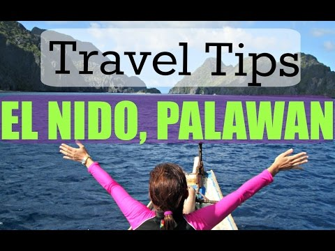 EL NIDO, PALAWAN | TRAVEL TIPS [w/ ENGLISH subtitles]