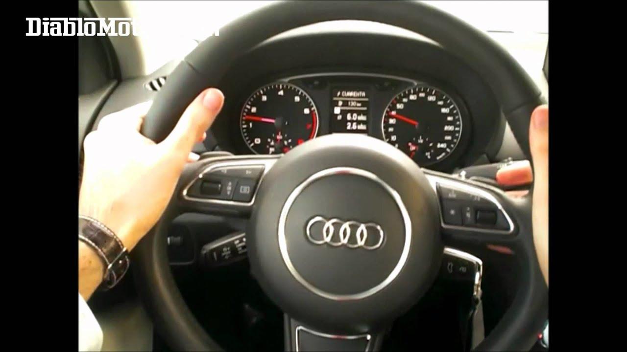 Conducir Coche Con Cambio Autom 225 Tico Y Levas Volante Youtube