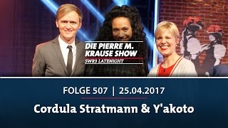 Die Pierre M. Krause Show vom 25.04.2017