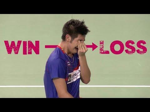10 Greatest Badminton COMEBACKS