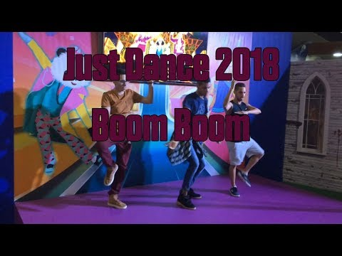Just Dance 2018 - Boom Boom by Iggy Azalea MEGASTAR (Brasil Game Show 2017)