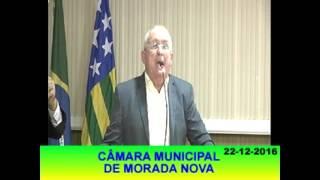 Lazaro Castro Pronunciamento 22 12 16