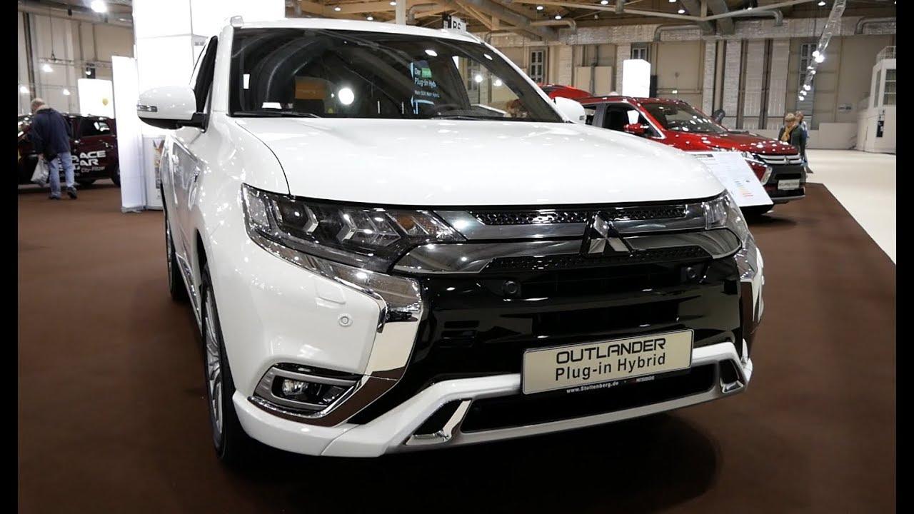 Khám phá Nội và Ngoại thất trên Mitsubishi Outlander Plug bản Hybrid