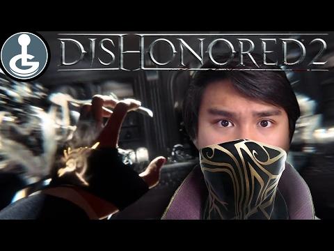 POWERLESS | Dishonored 2 Gameplay |