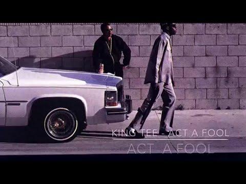 Клип King Tee - Act A Fool