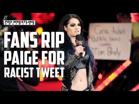 "Fans Rip Paige On Twitter For Racist ""Mexican"" Tweet"