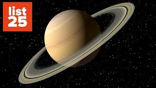 25 Dizzying Facts About Planet Saturn