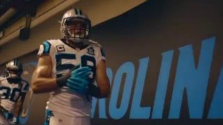 Carolina Panthers Hype Video 2016-- History in the Making