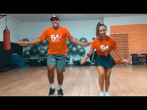 DANCE MONKEY - Tones And I - ZUMBA Choreo - COREOGRAFIA FÁCIL