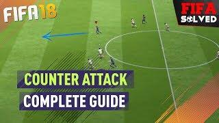Video FIFA 18 Counter Attack Tutorial - 7 Tips download MP3, 3GP, MP4, WEBM, AVI, FLV Agustus 2018