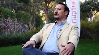 Ozan Sönmez - Startup Turkey 2016 interview