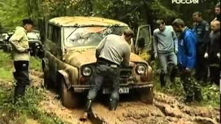 05  Военная программа Александра Сладкова 'Трофи рейд 'Военными дорогами'