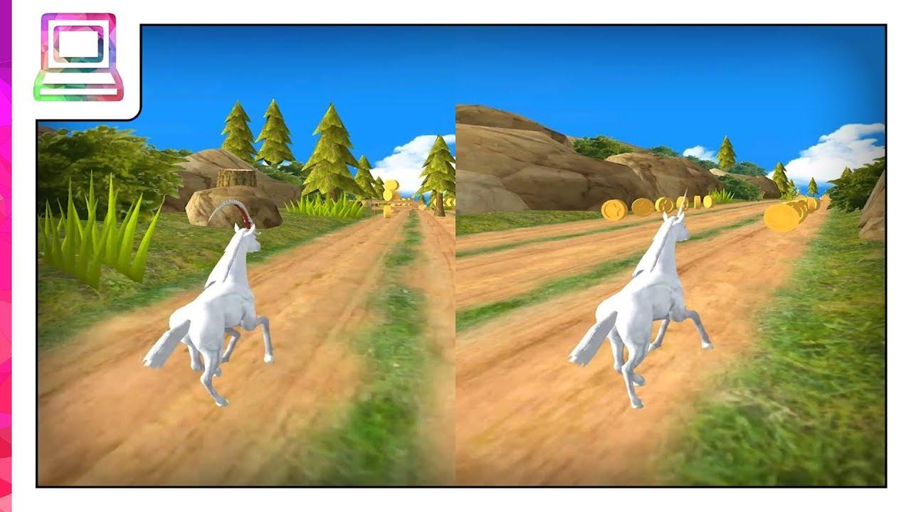 unicorn horse game