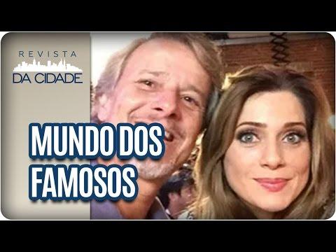 Marcello Novaes e Letícia Spiller, Joelma e Ivete Sangalo - Revista da Cidade (16/01/17)