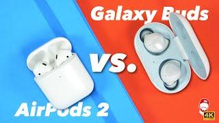 ???? Apple AirPods 2 vs. Samsung Galaxy Buds: která sluchátka jsou lepší? | WRTECH [4K]
