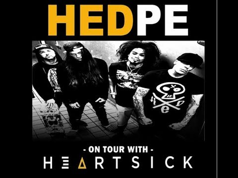 (hed)p.e. tour 'Days Of Disorder Tour' with Powerman 5000, Adema and more..!