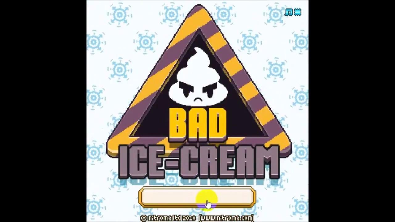 Jogo Do Sorvete Bad Ice Cream 1 A 7 Pedro Let S Play Youtube