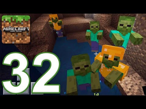 Minecraft: PE - Gameplay Walkthrough Part 23 - Cobblestone Island (iOS, Android) from YouTube · Duration:  33 minutes 25 seconds