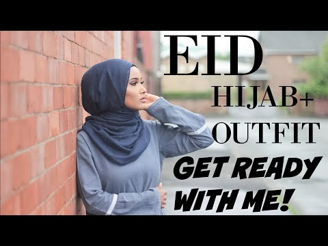 GET READY WITH ME| EID 2016| ft MAKE UP REVOLUTION PALETTE!