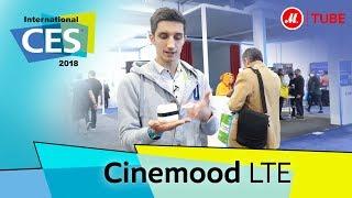 Русские бренды на CES 2018: стенд Cinemood LTE