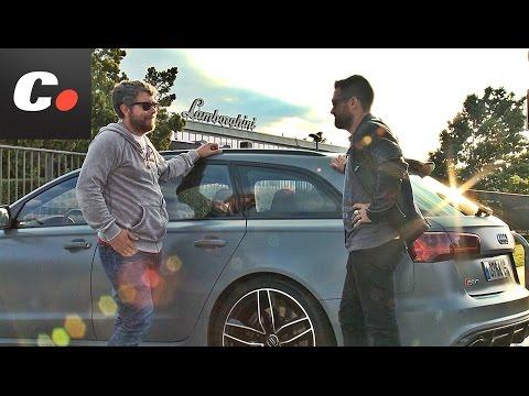 ITALIAN JOB Cap. 1: Audi RS6 Avant | Prueba / Test / Review en español | coches.net