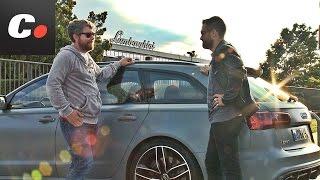 ITALIAN JOB Cap. 1: Audi RS6 Avant   Prueba / Test / Review en español   coches.net