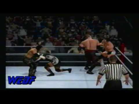 WEDF Episode 19 - Saturday Morning Main Event Part 1 - Kane vs. Kozlov vs. MVP vs. Matt Hardy pt 1