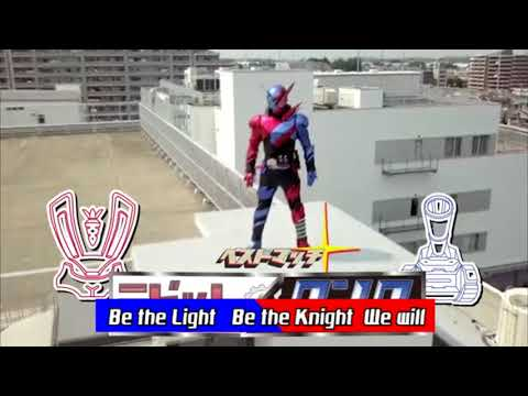 Kamen Rider Build Opening -【Be The One】/ PANDORA feat. Beverly [Sub Thai]