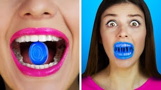 DIY SCHOOL PRANKS! Easy Funny Pranks For Back To School! Life Hacks and Genius Supply Tricks!