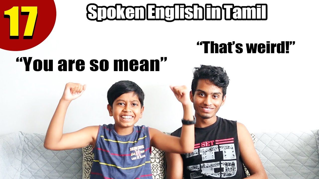 """""""You are so mean!"""" 