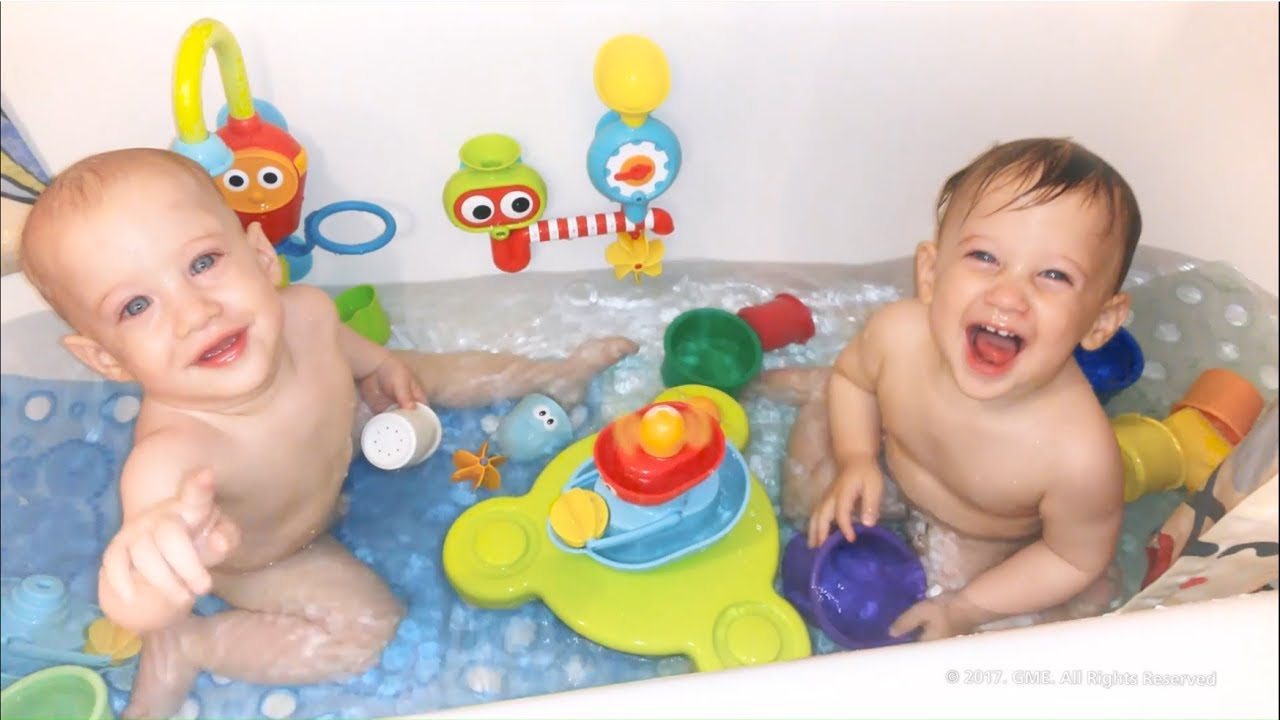 Yookidoo Home Videos - Real Kids. Real Tubs. Real Fun! - YouTube