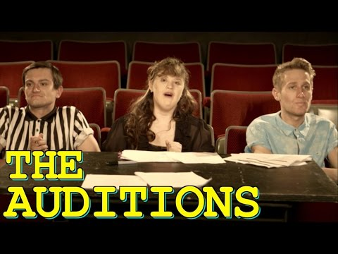 THE AUDITIONS with Jamie Brewer  Raymond & Lane  S. 2 Ep. 11