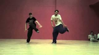 """Andrey Boyko - """"Leftside - Nuh Way"""" Ragga Dancehall Choreo"""