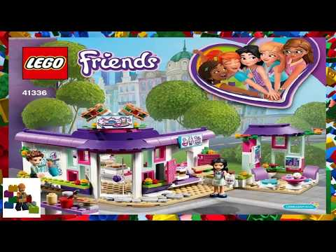 Free Lego Friends Cafe Instructions 735 Mb Mp3 Songs Free