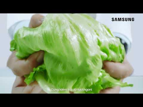 Tủ lạnh Samsung - Công Nghệ Đột Phá, Giữ Trọn Tươi Ngon