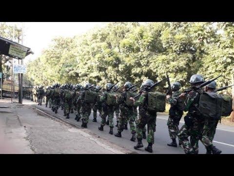 LAGU LONG MARCH JALAN JAUH PENDIDIKAN TNI