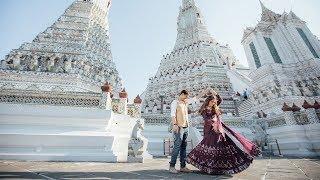 The Wedding of Roshni & Nikhil at Bangkok Marriott Marquis Queen's Park - Thailand (Same Day Edit)