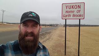 Garth Brooks Childhood Home and Gravesite