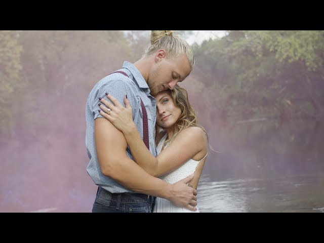 Tira & Chase Engagement Video | Shot on the RED Raven