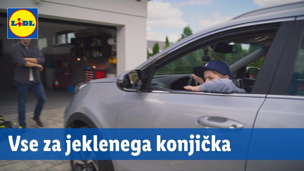 Vse za vaš avto | od 6. 7. do razprodaje zalog | Lidl Slovenija