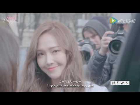 Jung Jessica (제시카) - Beautiful _ Tradução