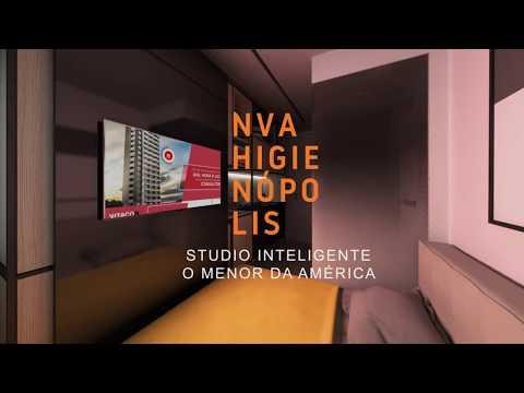 NOVA HIGIENÓPOLIS - Studio 10 m²