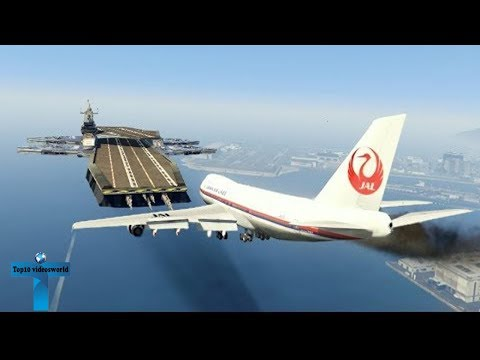 Top 11 Most Incredible Plane Landings