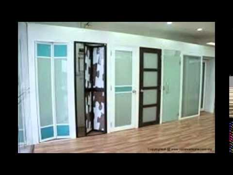 bathroom doors - YouTube