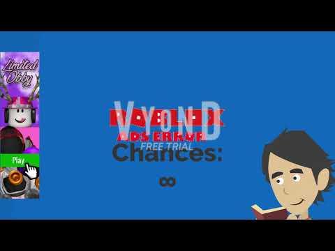 Roblox Ads Error GA 72: WEIRDNESS 4.0!