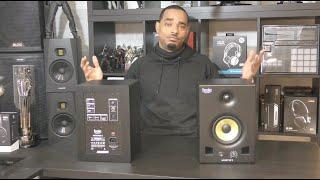Hercules Monitor 5 Speaker Review