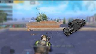 New favourite grip for close combat | PUBG Mobile