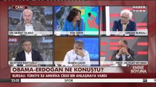 Enine Boyuna Kilis Sınırında Işid İle Çatışma 23.07.2015