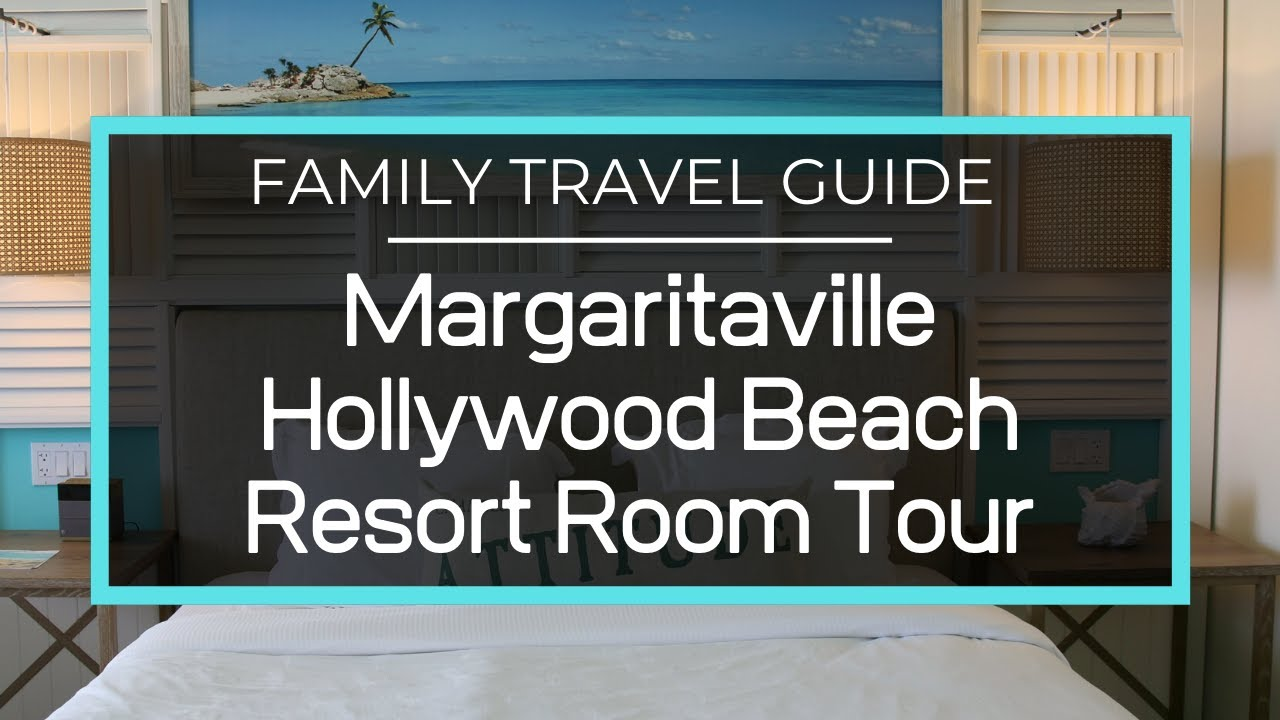 Margaritaville Hollywood Beach Resort Room Tour Two
