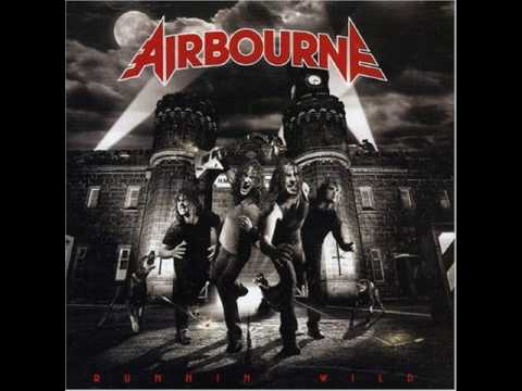 Airbourne Heads Are Gonna Roll live sydney